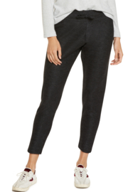 Nally & Millie Brushed drawstring track pant - Front cropped