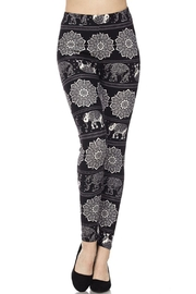 2NE1 Apparel Brushed Elephant Legging - Product Mini Image