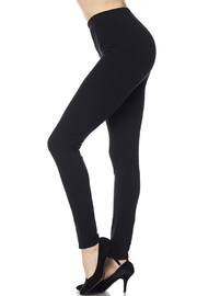 New Mix Brushed Plus Legging - Product Mini Image