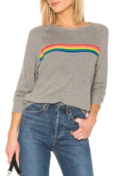 LNA Brushed Roller Sweater - Product List Image