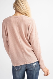143 Story Brushed Short Rib Top - Side cropped