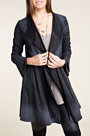 Vocal Apparel Brushed Suede Jacket - Product Mini Image