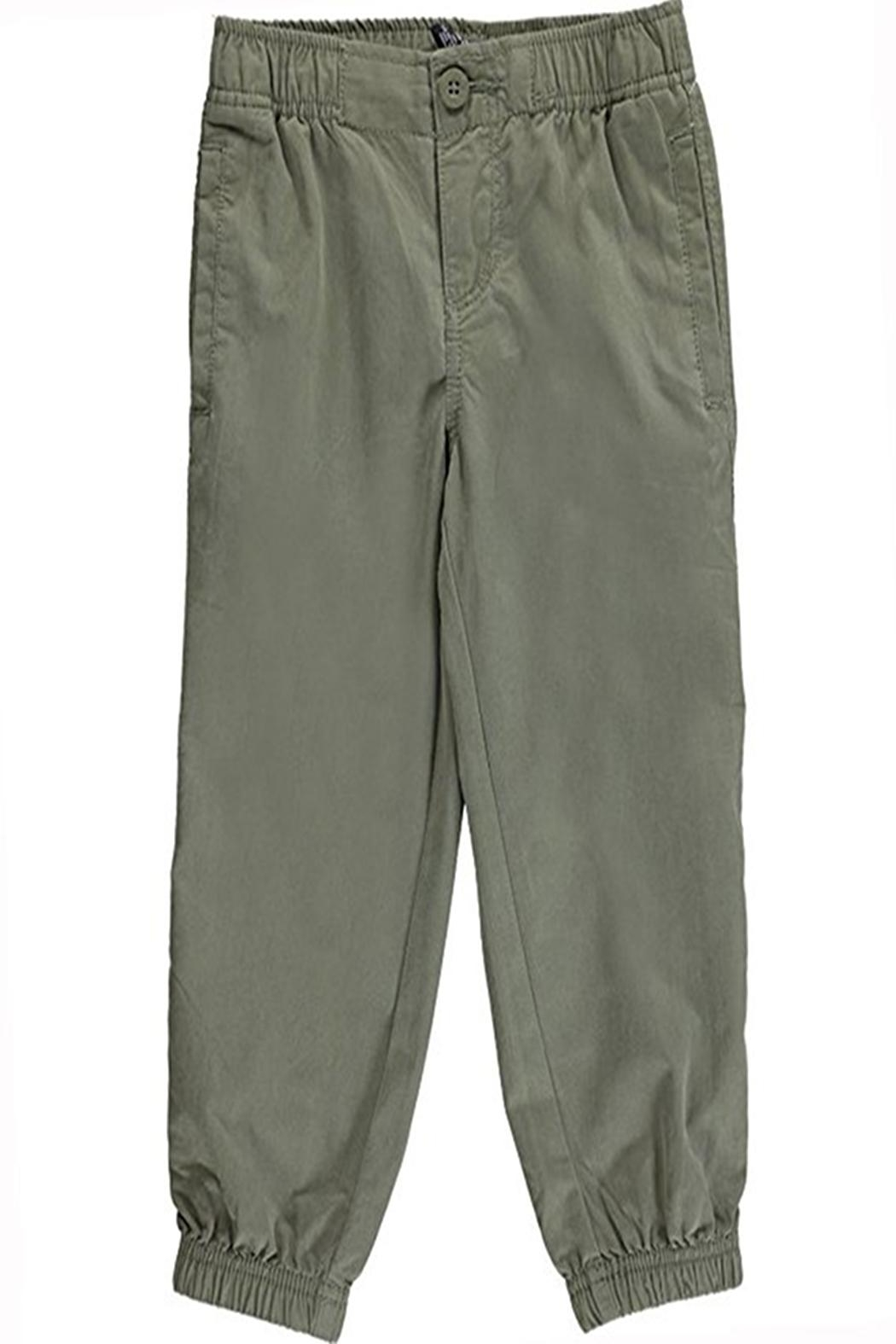 Nautica Brushed Twill Jogger - Front Cropped Image