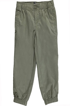 Shoptiques Product: Brushed Twill Jogger