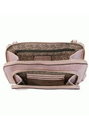 Joy Susan Brushed Wisteria Crossbody - Side cropped