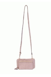 Joy Susan Brushed Wisteria Crossbody - Front full body