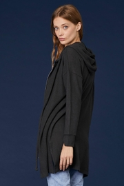 LNA Brushed Zip Up - Front full body