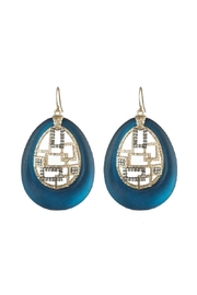 Alexis Bittar Brutalist Drop Earring - Product Mini Image