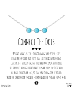 Bryan Anthonys Connect The Dots - Alternate List Image