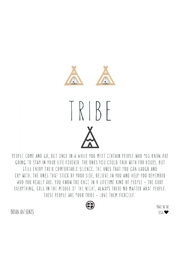 Bryan Anthonys Tribe Friendship Earrings - Product Mini Image