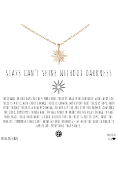 Shoptiques Product: Stars Can't Shine