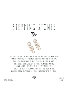 Bryan Anthonys Stepping Stone Earclimbers - Product List Image