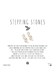 Bryan Anthonys Stepping Stone Earclimbers - Product Mini Image