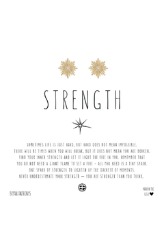 Bryan Anthonys Strength Earrings - Product List Image