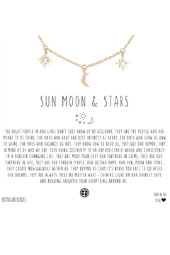 Shoptiques Product: Sun Moon Stars