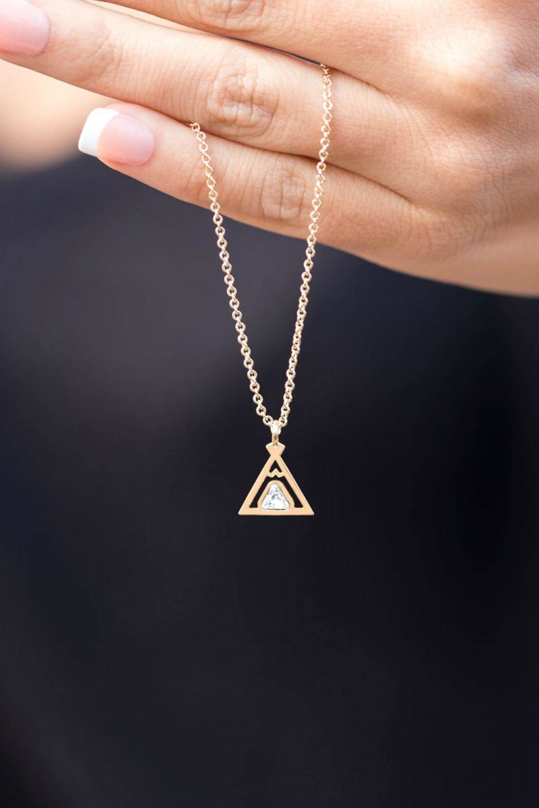 Bryan Anthonys Tribe Friendship Necklace - Front Full Image