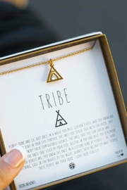 Bryan Anthonys Tribe Friendship Necklace - Side cropped