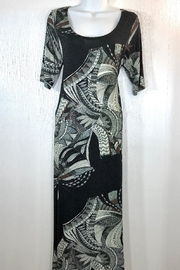 Bryn Walker Jersey Maxi Dress - Product Mini Image