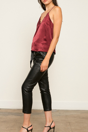 Lucy Paris Brynn Cami top - Front full body