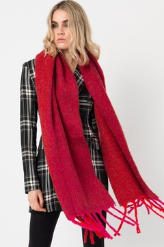 Pia Rossini Bryony Blanket Scarf - Product List Image