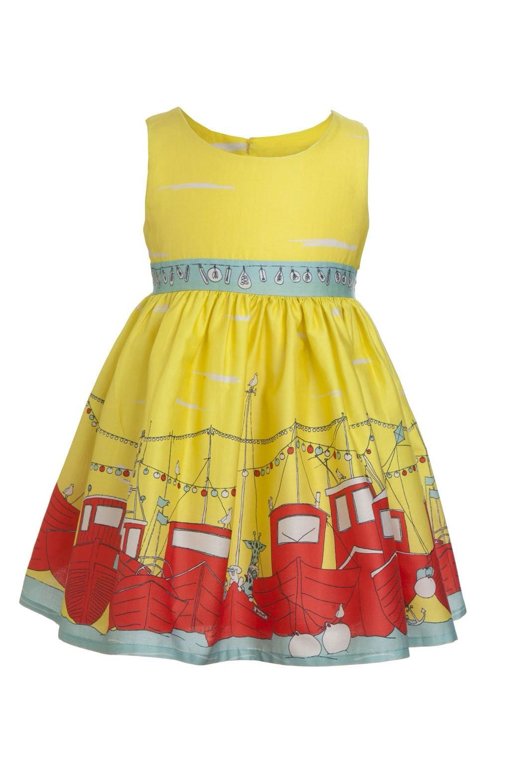 Bryony Martha Boats Dress - Main Image