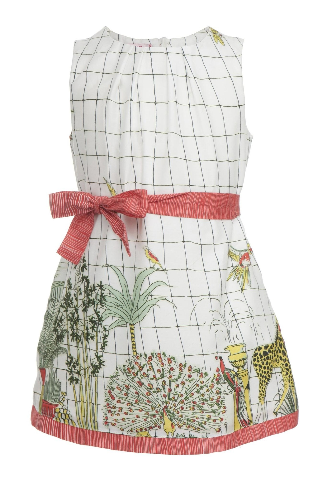 Bryony Olivia Zoo Dress - Main Image