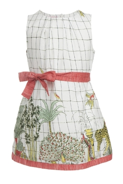 Bryony Olivia Zoo Dress - Product List Image