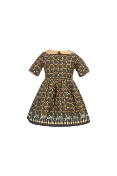 Bryony Penny Courgette Dress - Product List Image
