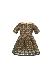 Bryony Penny Courgette Dress - Product Mini Image