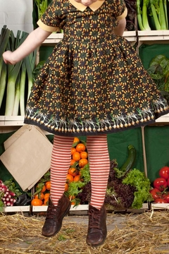 Bryony Penny Courgette Dress - Alternate List Image