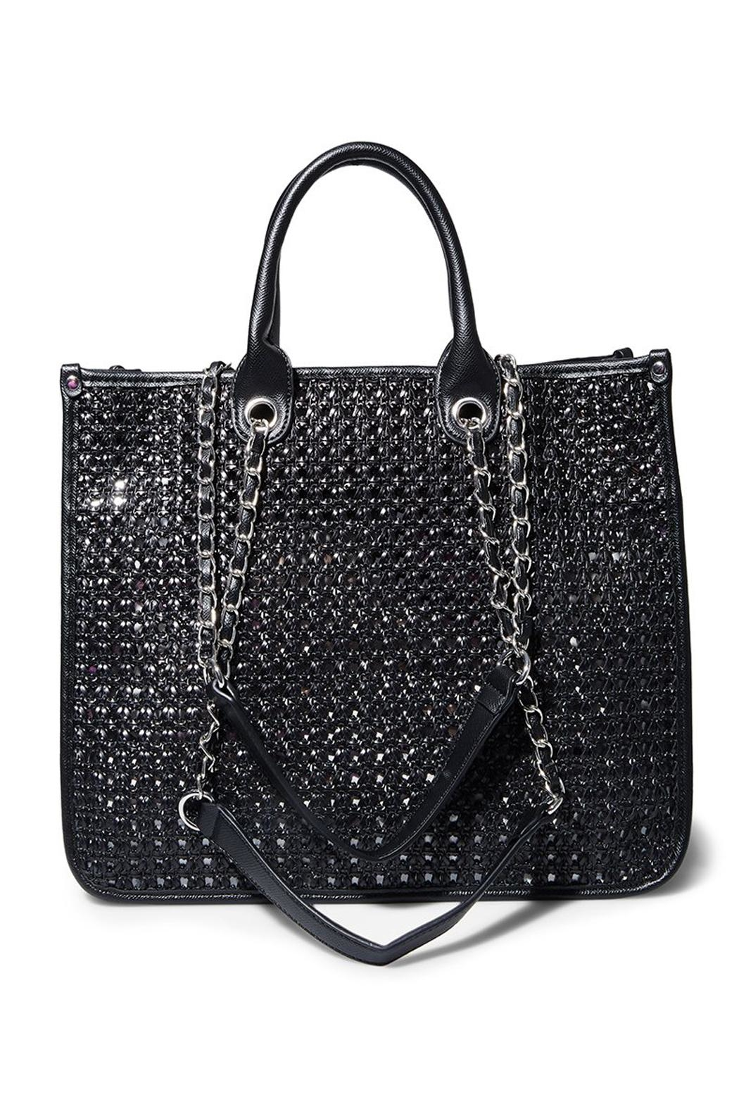 Steven by Steve Madden Bstacy Woven Tote - Main Image