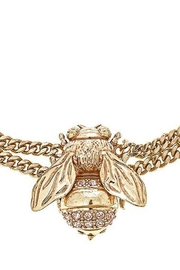 Cristina Sabatini Bubble bee antique bronze necklace - Product Mini Image