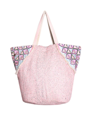 America & Beyond Bubble Gum Tote - Product Mini Image
