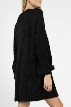 Wild Honey Bubble Sleeve Sweater Dress - Alternate List Image