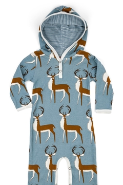 Shoptiques Product: Buck Hooded Romper