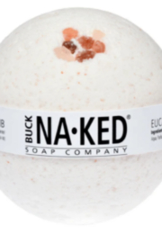 Buck Naked Soap Company  Buck Naked Eucalyptus & Himalaya Bath Bomb - Product Mini Image