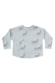 Rylee & Cru Buck Pouch Tee - Product Mini Image