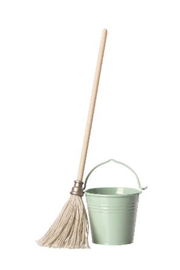 Maileg Bucket And Mop - Product Mini Image