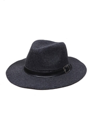 Cap Zone Buckle Belt Panama hat - Product Mini Image