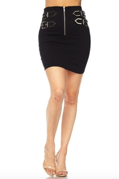 Shoptiques Product: Buckle Up Skirt