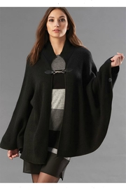 Charlie Paige Buckled Cape - Product Mini Image