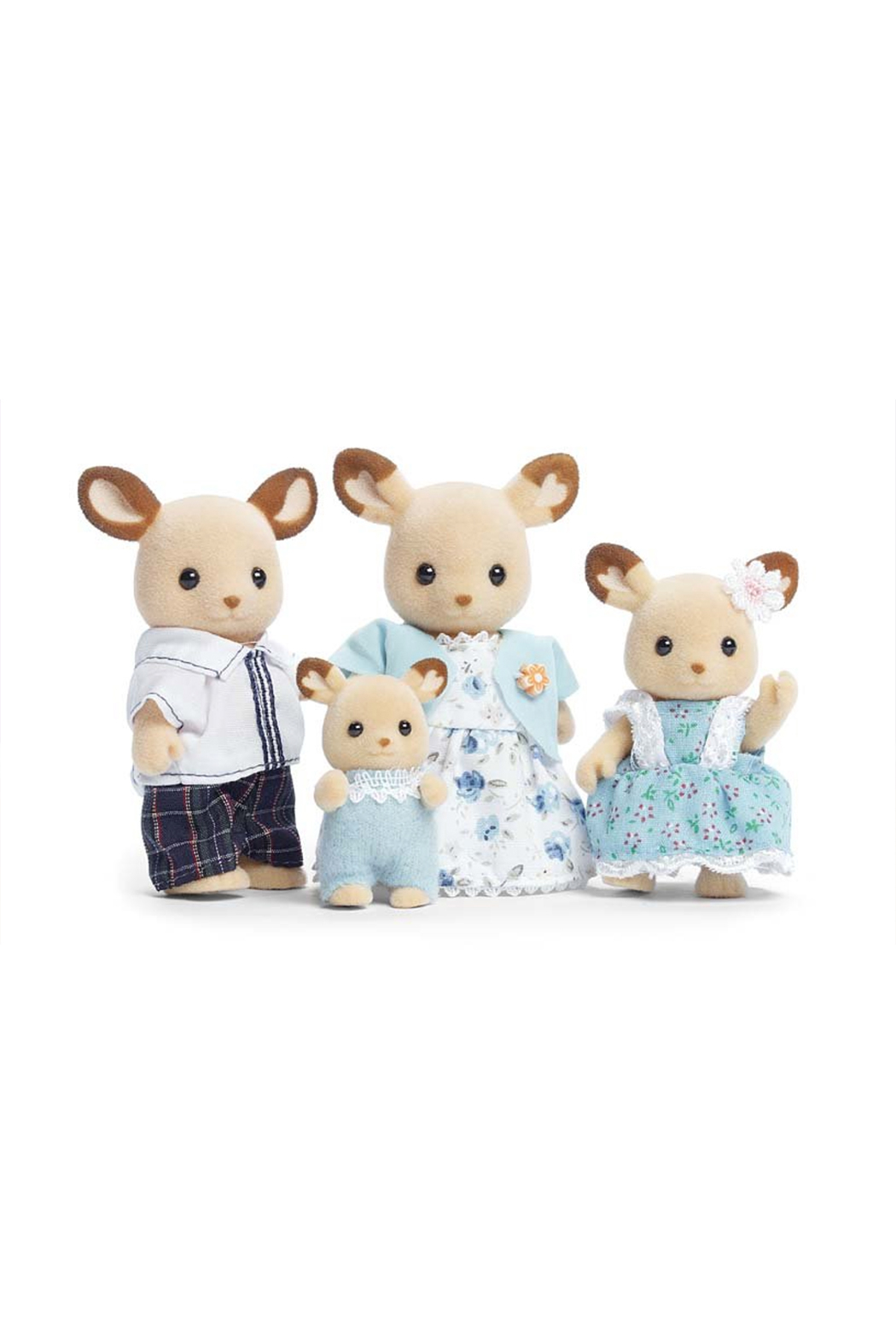 Calico Critters Buckley Deer Family - Front Full Image