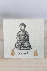 The Lovet Shop Buddha Earring - Product Mini Image