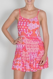 Buddha Sayulita Bella Tie Dress - Product Mini Image