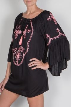 Shoptiques Product: Camila Embroidered Dress
