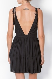 Buddha Sayulita Flirty Sweet Romantic Dress - Back cropped