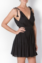 Buddha Sayulita Flirty Sweet Romantic Dress - Front full body
