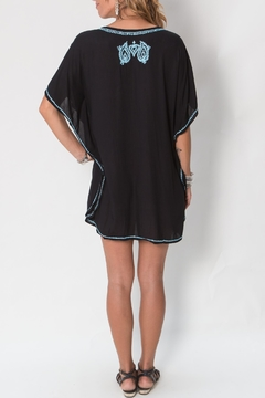 Buddha Sayulita Island Short Kaftan - Alternate List Image