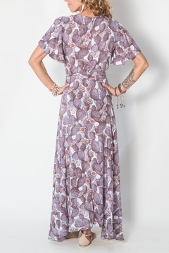 Buddha Sayulita Romance Wrap Dress - Alternate List Image