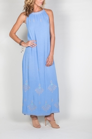 Buddha Sayulita Stella Long Dress - Front full body